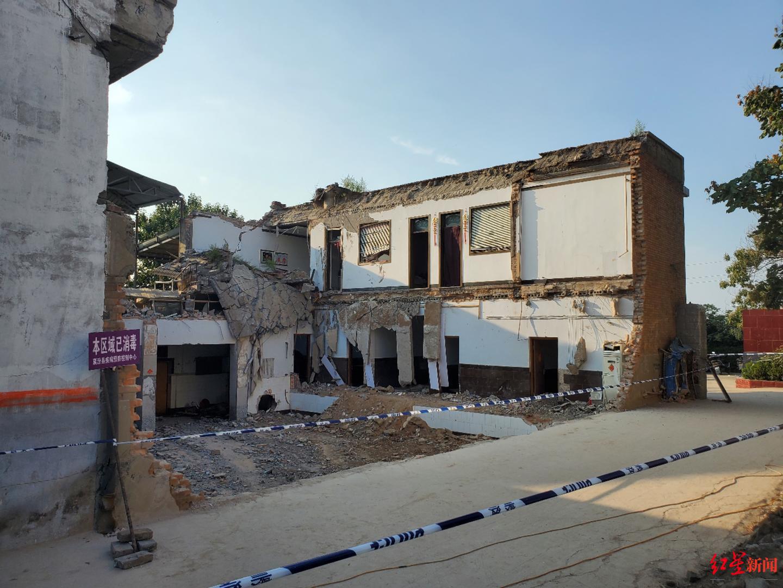 【无极5娱乐官网】山西饭店坍塌事故背后:农村自建房存在监管漏洞