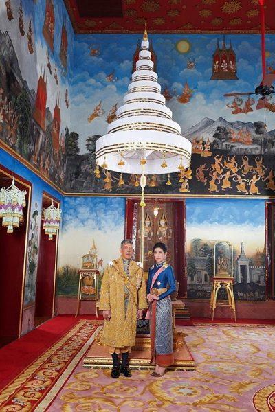 册封不到三个月,泰国贵妃被废为哪般?