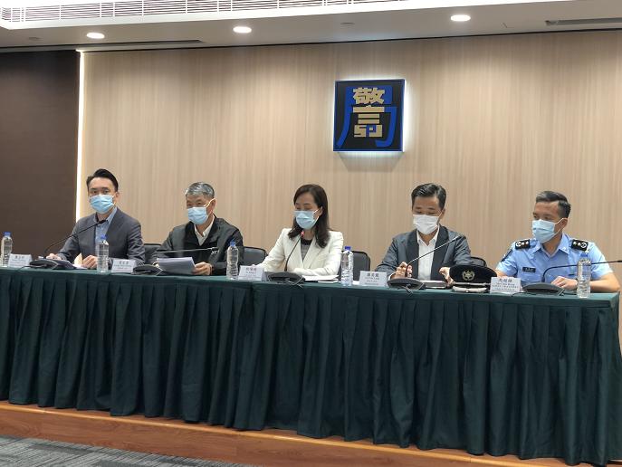 澳门宣布25日15时起开展全民核酸检测
